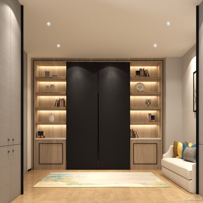 7 Latest Modern Bedroom Cupboard Design With 3d Views