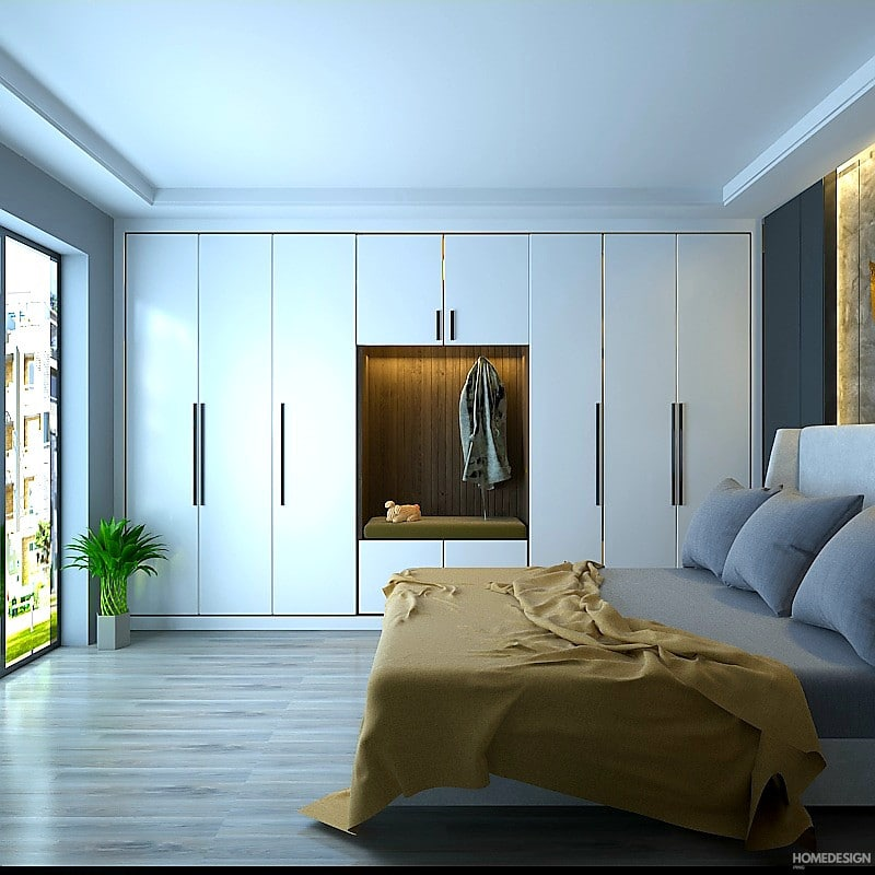 cupboard designs for bedrooms indian homes