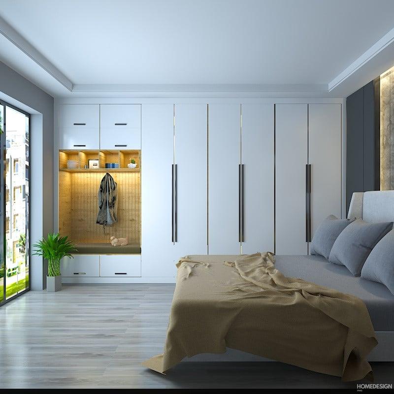 modern bedroom cupboard designs 2018